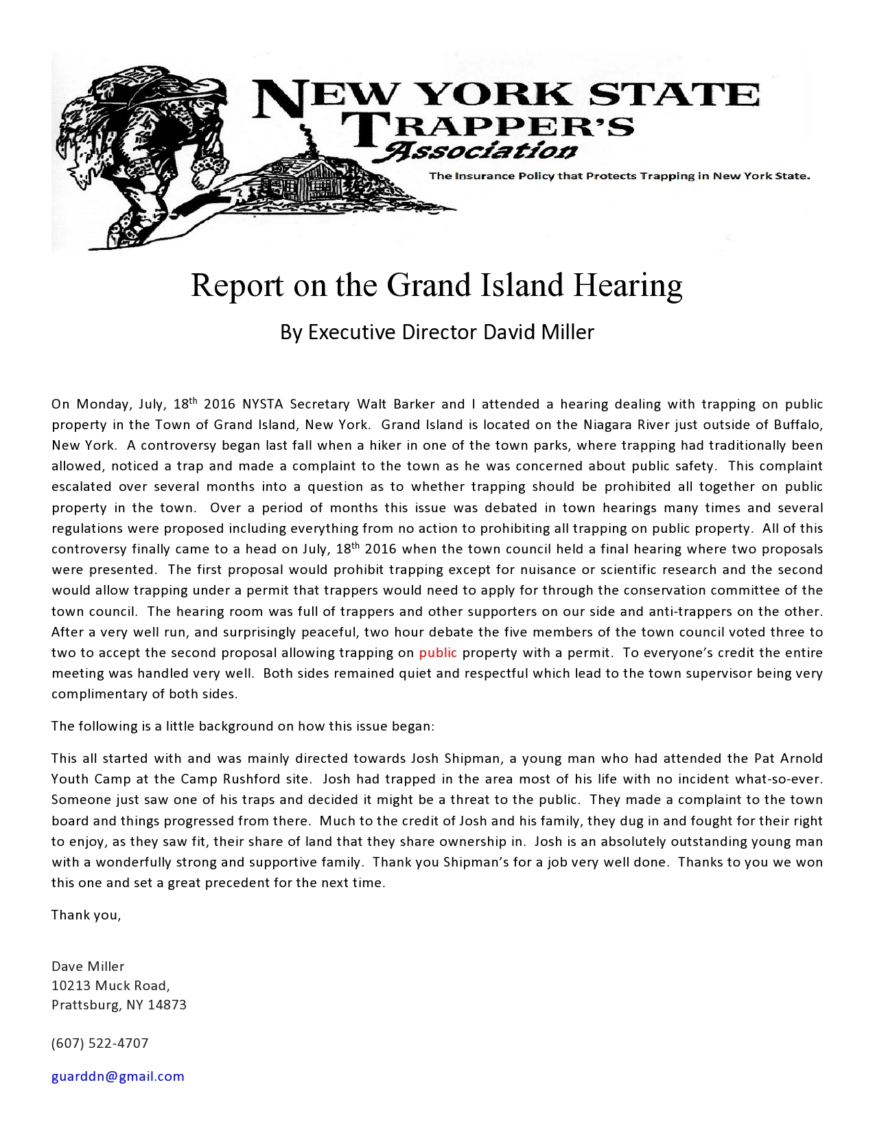 Report on Hearing at Grand Island Revised-page0001