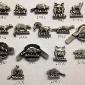 NYSTA Commemorative Pins